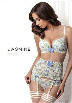 Jasmine - Lingerie Spring-Summer Collection Catalog 2017