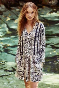 Shop all dresses for women at Anthropologie. Find your perfect dress for any fall occasion. Dress Outfits, Casual Dresses, Paisley Dress, Modest Fashion, Dress To Impress, Anthropologie, Summer Outfits, Shirt Dress, My Style