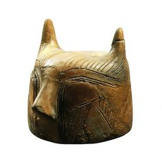 Neolithic cat head -- terracotta - c. 4000 BC.  The Vinča culture (c. 6000 to 3000 BC) takes its name from the city of Vinča, near Belgrade, in Serbia, where archaeologists unearthed important remains in 1908. The Vinča people were concentrated near the Danube, in what is now Romania, Bulgaria, Serbia, and Macedonia, but left traces throughout the Balkans.
