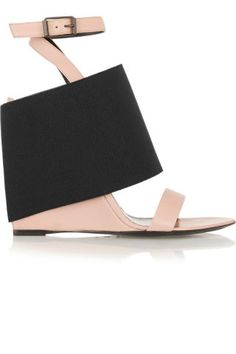 The 12 most stylish wedge sandals for summer 2015.