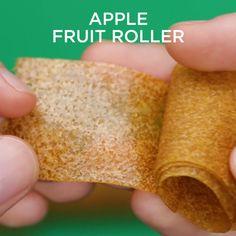 Apple Fruit Rollers by Tasty