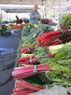 The San Marcos Farmers Market is one of the prominent markets in San Diego County that's supported by the San Diego County Farm Bureau.