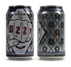 CraftCans.com - Heavy Metal: 10 Badass Craft Beer Can Designs