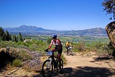 If you're in any way proficient on a mountain bike – and even if you're not – South Africa's trails through forests, mountains and coastlines await you. South Afrika, Come And See, Mountain Biking, Good Times, Trail, African, Bike, Forests, Places