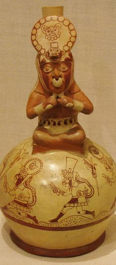a look at the ancient peruvian ceramics of the north coast Plant hallucinogens, shamanism and nazca ceramics author links open overlay panel marlene  comprised of five different mindltering cacti, a cactus drink used in witchcraft and healing.
