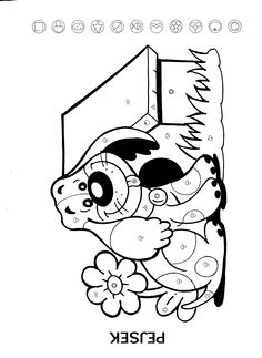 Pejsek Farm Animals, Free Printables, Coloring Pages, Decoupage, Ms, Snoopy, Fictional Characters, Free Coloring, Quote Coloring Pages