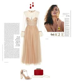 """""""#valentino"""" by nissaat ❤ liked on Polyvore featuring Diane Von Furstenberg, Valentino, Steve Madden and Kenneth Jay Lane"""