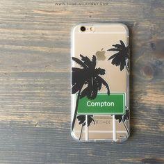 Compton - Clear TPU Case Cover