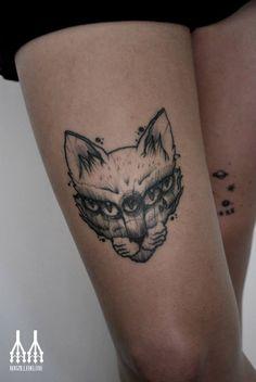 Tattoo by Veks Van Hillik