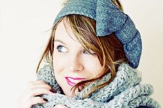 DIY : Vieux collants = Nouveau headband ! | Clones N Clowns by Aimee Wood