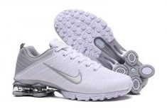 super popular f0e2f 828a3 Nike Shox NZ Hyper Pink White Black Woman s Athletic Running Shoes -  ShoesClan.com Mens