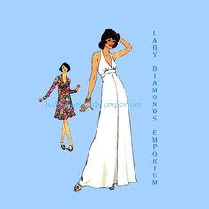 623dae823b223 25 Best teen halter dress patterns images   Ballroom dress ...