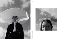 Sara Grace Wallerstedt by Jack Davison for Dazed Fall 2017 Typography Layout, Graphic Design Typography, Graphic Design Illustration, White Photography, Fashion Photography, Simple Portrait, Magazine Layout Design, Layout Inspiration, Portfolio