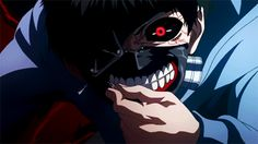 tokyo ghoul kaneki mort - Recherche Google