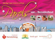 11 jun – Parels van Bezuidenhout - KunstPost van Heutszstraat 12 - http://www.oktip.nl/parels-van-bezuidenhout/
