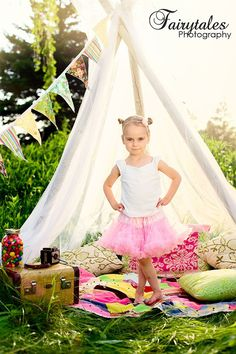 teepee session for boys or girls cute