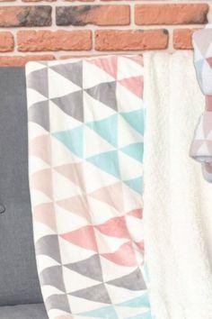 Koc 180x200 Sherpa Miekki Z Barankiem Dwustronny 9246200528 Oficjalne Archiwum Allegro Decor Home Decor Blanket