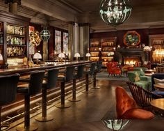 |JOURNAL| Looking for a cool place in London this weekend? Check our new #birlinejournal post: @scarfesbar - Where Paintings and Potions Meet.  Reminiscent of the lavish British Stately homes Scarfes Bar is distinctly inspired by the sophistication of Gentlemens Clubs.  READ --> http://ift.tt/25D3kW2  ______________________________________________________  #birline #london #londonliving #coolplace #scarfesbar #londoncitylife #timeforcoctails #dapper #gentleman #gq #bespoke #menwithstyle…