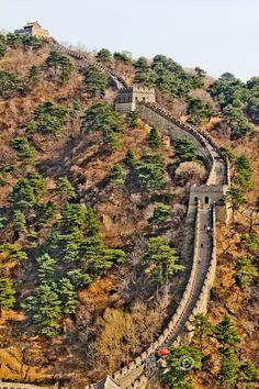 Great Wall @ Mutianyu #beijing #china