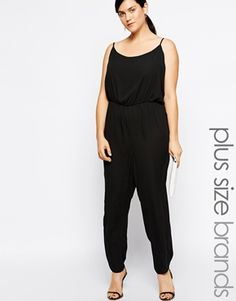 Enlarge New Look Inspire Strappy Jumpsuit