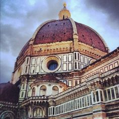 The dome in Florence