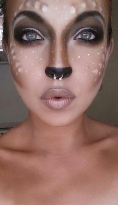 2016 DIY Halloween Makeup Ideas