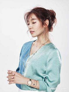 Park Shin Hye Models Swarovski Jewelry For March Marie Claire Park Shin Hye, Korean Actresses, Korean Actors, Gwangju, Korean Beauty, Asian Beauty, Korean Celebrities, Celebs, Korean Girl