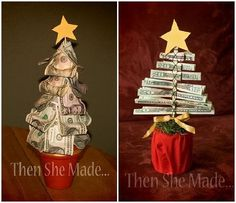 A whole post on different ways to give cash as a gift. Some new ideas, some old, but fun!!