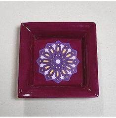 Vide-poches Mandala violet