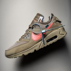 """hot sale online 80ec5 5ed6e Stadium Goods on Instagram  """"A year after the first Off-White x Nike Air  Max 90 released, Virgil Abloh finally presented a new colorway of his take  on the ..."""