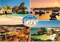 Alvor, Algarve, Portugal.