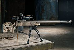 McMillan TAC 338 Lapua I will own one of these one day. Weapons Guns, Military Weapons, Guns And Ammo, Bushcraft, Bolt Action Rifle, Fire Powers, Hunting Rifles, Firearms, Shotguns