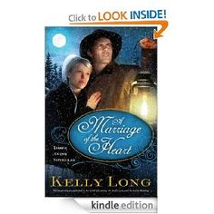 A Marriage of the Heart [Kindle Edition], (amish, amish fiction, fiction)