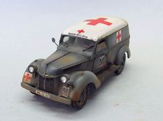 Ford 1940-41 Panel Van - DRK