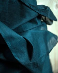 Muslin – Deep Green | Merchant & Mills