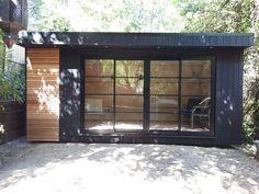 Outdoor Garden Bar, Outdoor Decor, Garage Doors, Design Inspiration, Construction, Gym, Home Decor, Building, Decoration Home