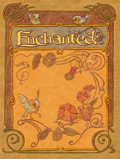 Disney Enchanted 2007.Concept art.