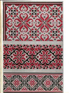 Gallery.ru / Фото #47 - 155 знаков украинской стародавней вышивки - vimiand