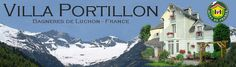 Bed and breakfast accommodation in the heart of Luchon, French Pyrenees. Villa Portillon and excellent base for walking, cycling and activity hoidays in the Pyrenees. Bed And Breakfast, Cycling Holiday, Villa, Ski Chalet, Secret Places, France, In The Heart, Skiing, Elegant