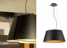 Lamp Madame Noire Almalight