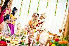 Ahrani & Krishna's Tamil Wedding Photography by Truly Photography.