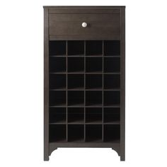 Found it at Wayfair - Mackenzie 24 Bottle Floor Wine Rack