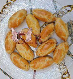 Λουκανικοπιτάκια αφράτα με γιαούρτι | Sugar & Breads in Greece