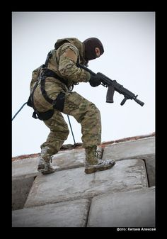 NOTE Multicam, repelling harness