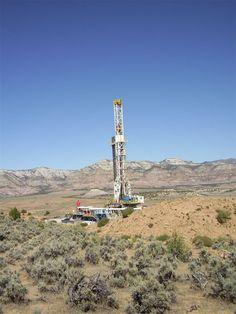 Nabors M11 Outside Of Molina Colorado For Encana 2007ish - Oilpro.com