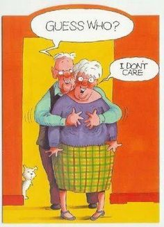 Old, Senior Citizen Humor - Old age jokes cartoons and funny photos funny cartoons pictures characters Cartoon Jokes, Funny Cartoons, Adult Cartoons, Senior Citizen Humor, Senior Humor, The Funny, Funny Shit, Funny Jokes, Funny Humour