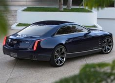 Cadillac Elmirage...Now thats a nice car