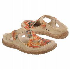 ACORN EarthRoamer T-Strap Shoes (Flame Multi) - Women's Shoes - 7.0 M