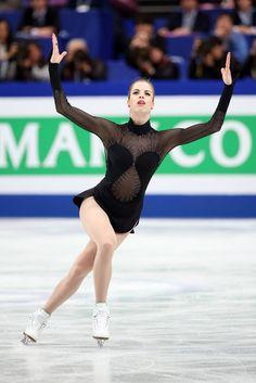 Carolina Kostner Photos - ISU World Figure Skating Championships 2014 - DAY 4 - Zimbio