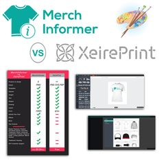 Merchinformer Products Designer vs Xeireprint Design Tool Comparison Marketing Tools, Tool Design, Bar Chart, Finding Yourself, Style Ideas, Blog, Products, Bar Graphs, Soul Searching